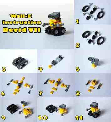 Lego Building Project For Kids 7