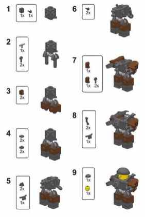 Lego Building Project For Kids 70