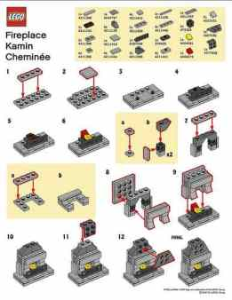 Lego Building Project For Kids 92