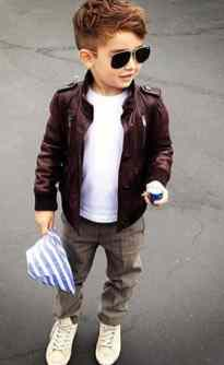 Little Boy Haircuts Inspiration 12