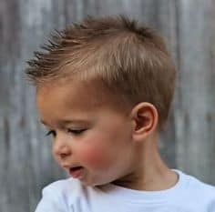 Little Boy Haircuts Inspiration 13