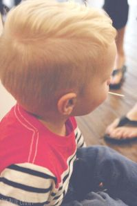 Little Boy Haircuts Inspiration 25