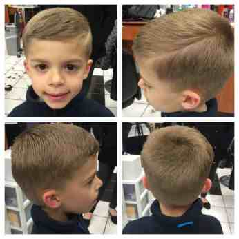 50 Best Little Boy Haircuts Inspiration Mybabydoo