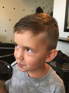Little Boy Haircuts Inspiration 29
