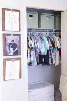 Nursery Organizing Ideas 28