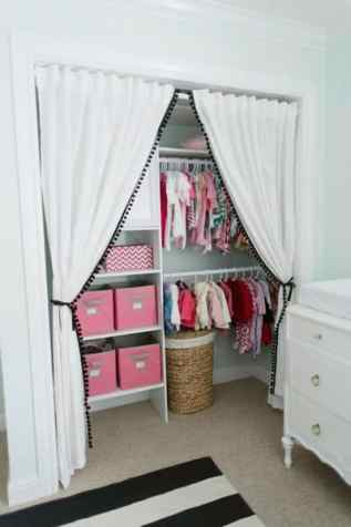 Nursery Organizing Ideas 43