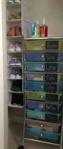 Nursery Organizing Ideas 44