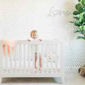 Room Ideas For Your Baby Girl 37