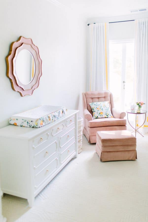 Room Ideas For Your Baby Girl 60