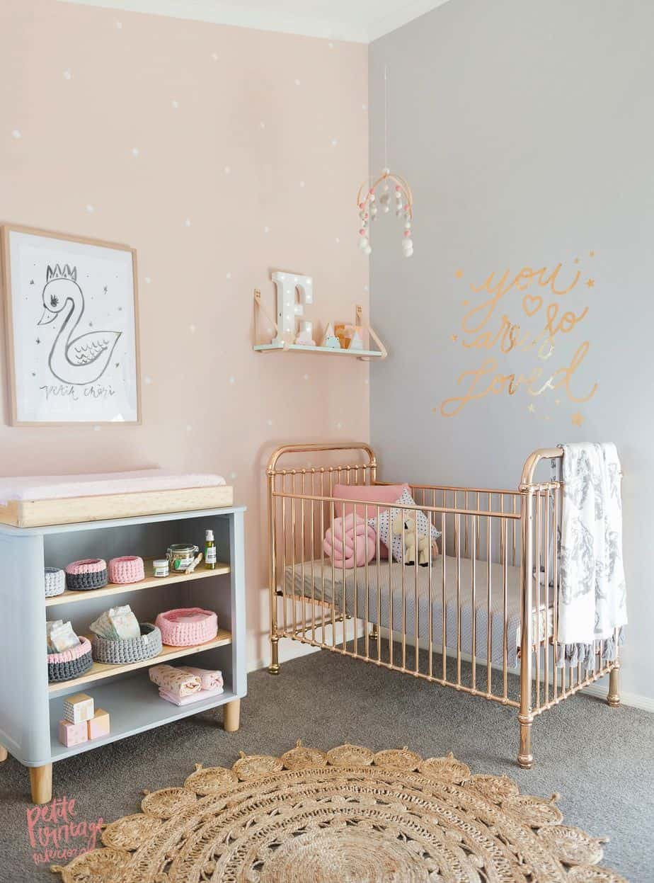 Room Ideas For Your Baby Girl 75
