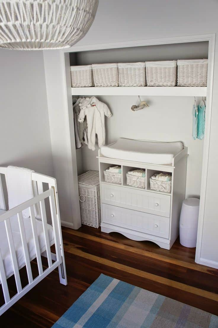 Changing Table Ideas & Inspiration 107