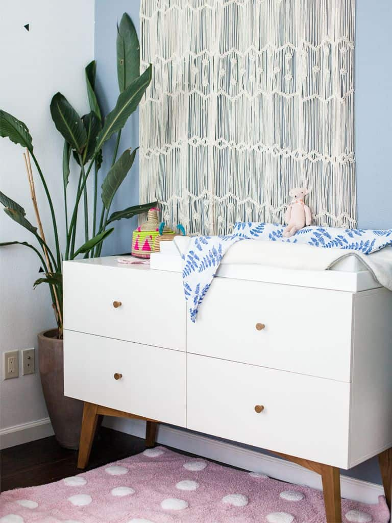 Changing Table Ideas & Inspiration 24