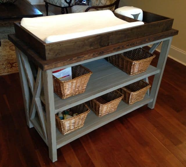 Changing Table Ideas & Inspiration 28