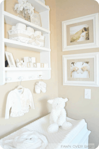 Changing Table Ideas & Inspiration 40