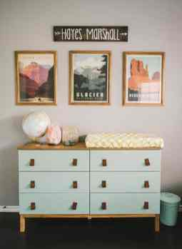 Changing Table Ideas & Inspiration 47