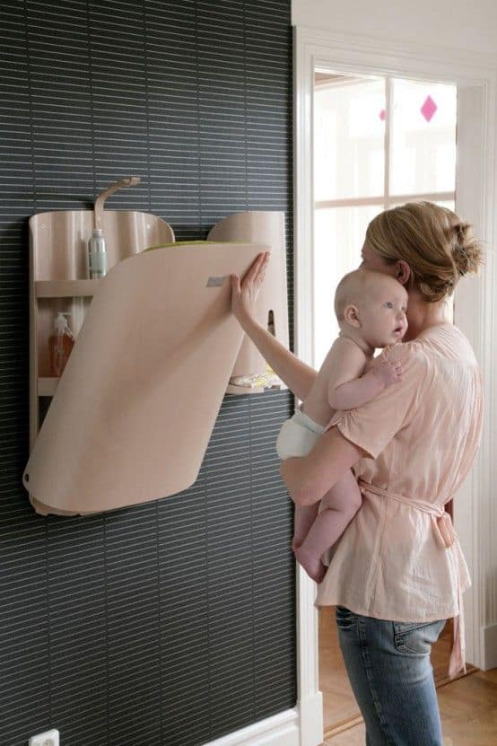 Changing Table Ideas & Inspiration 58