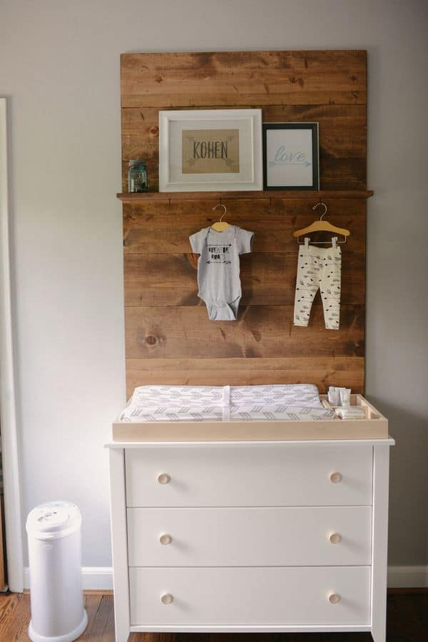 Changing Table Ideas & Inspiration 65