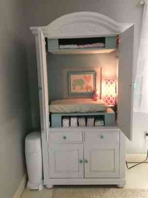 Changing Table Ideas & Inspiration 66
