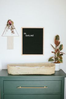 Changing Table Ideas & Inspiration 69