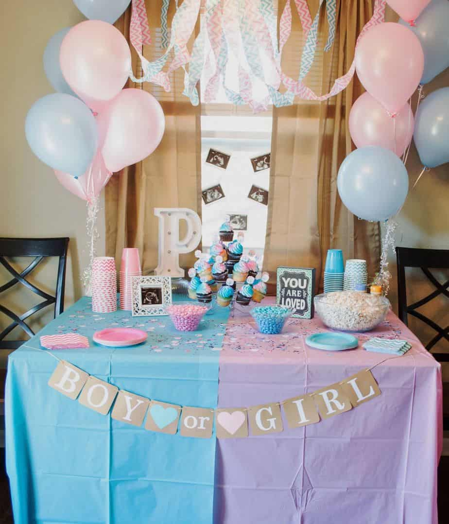 Gender Reveal Party 45 - mybabydoo