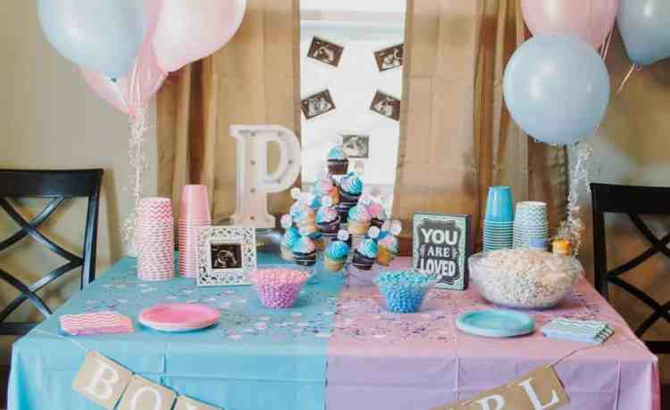 Gender Reveal Party 45