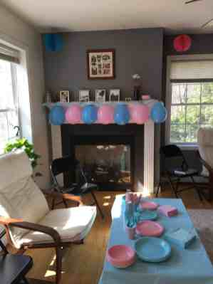 Gender Reveal Party 8