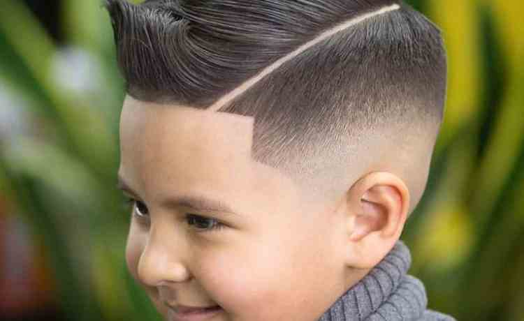 101 Trendy And Cute Toddler Boy Haircuts