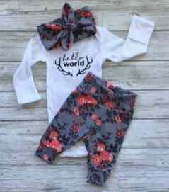 Newborn Clothes 15
