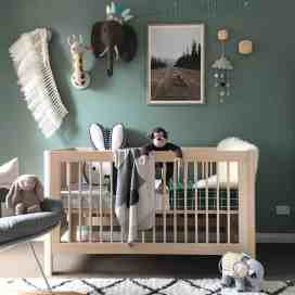 Nursery Paint Ideas 10