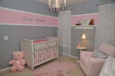 Nursery Paint Ideas 33