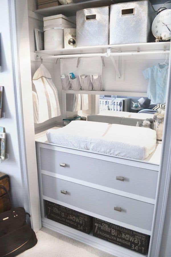 Changing Table Ideas 6