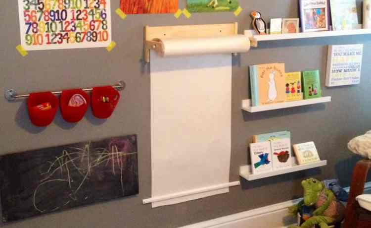 Gender Neutral Kid Rooms 16