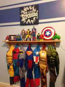 Avengers Bedroom Ideas 10