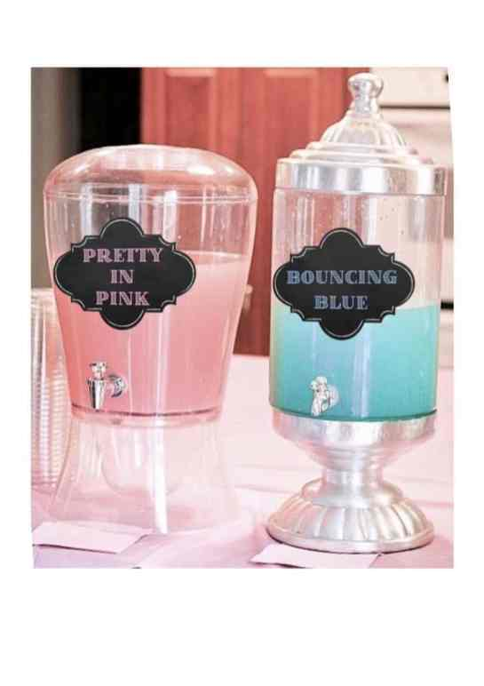 Gender Reveal Ideas 16