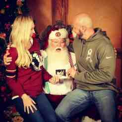 Christmas Pregnancy Announcement 37