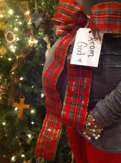 Christmas Pregnancy Announcement 45