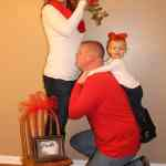 Christmas Pregnancy Announcement 49