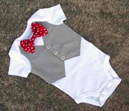 Newborn Easter Outfit 15