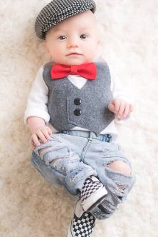 Newborn Easter Outfit 19