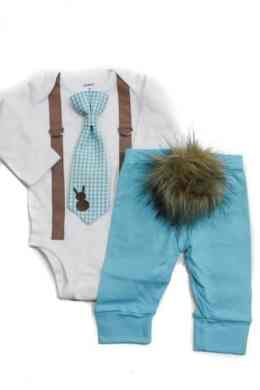 Newborn Easter Outfit 33