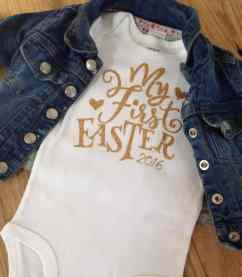 Newborn Easter Outfit 38