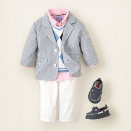 Newborn Easter Outfit 8