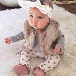 Newborn Easter Outfit 9