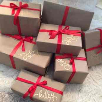 Christmas Gift Wrapping Ideas 2