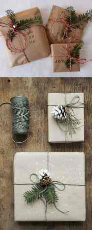 Christmas Gift Wrapping Ideas 22