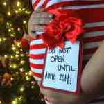 Christmas Pregnacy Announcment 10