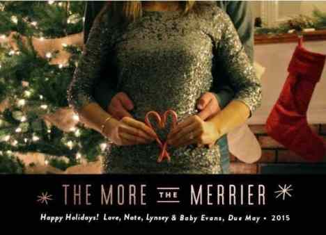Twin Christmas Announcement 43