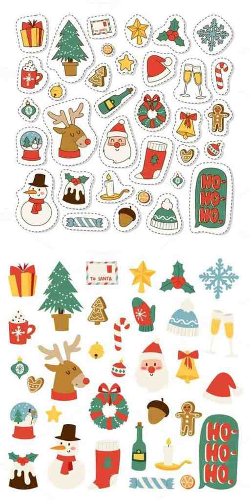 Christmas Sticker 1 Result