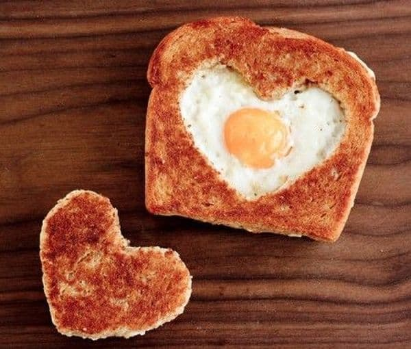 Breakfast Valentine 16 Result
