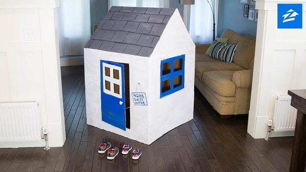 Cardboards Playhouse Result
